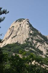 El mont Bukhansan