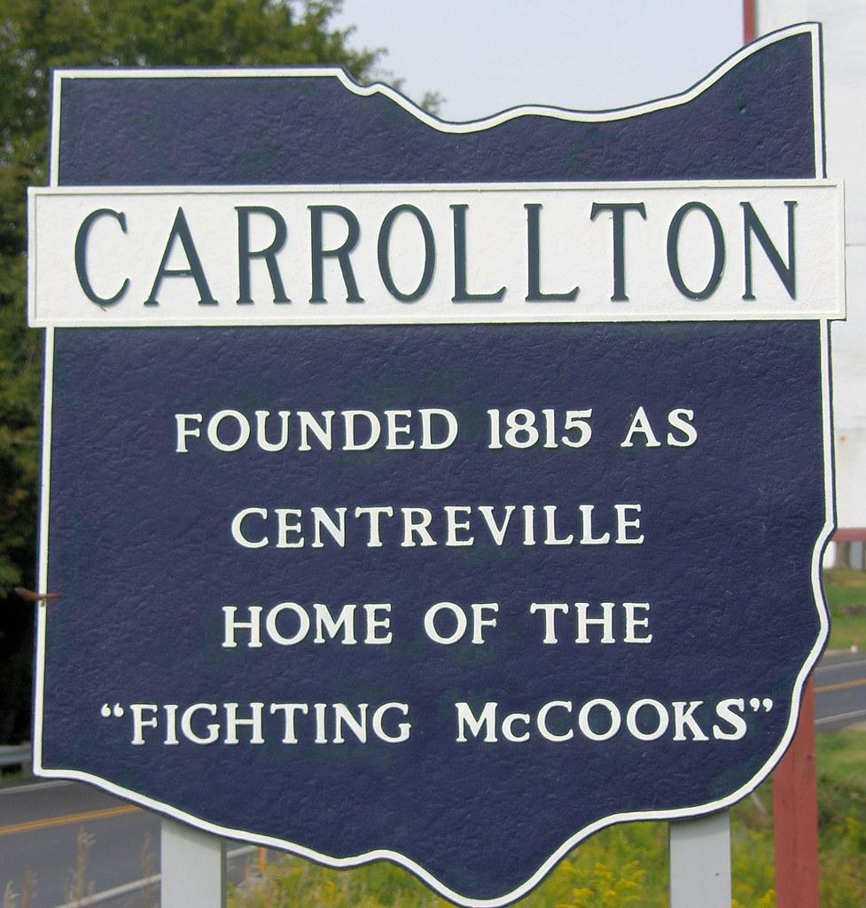 Carrollton, Ohio