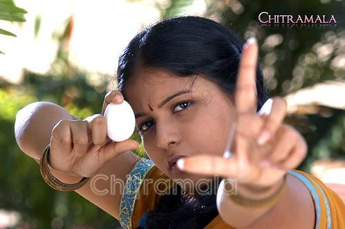 Tamil actress Anjali