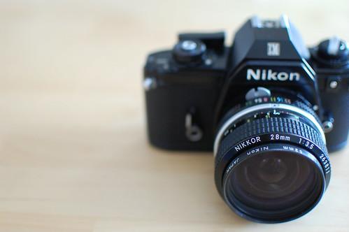 The Nikon EM