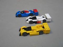 IMSA GTP 1991 (// PROTOTYP) Tags: lego prototype racers lemans tinyturbos