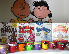 2009 Revised Nook Display w/ Monster Cereal Funny Face Dolly Madison Peanuts (gregg_koenig) Tags: old food brown face sign monster kids breakfast vintage mugs foods lucy yummy 1982 berry funny candy general display box label 1987 cereal peanuts sugar boo collection charlie madison 80s 1984 1981 packaging boxes hostess 1983 mummy dolly mills 1980 1980s 1985 premium wonka count ibc premiums zingers frankenberry chocula