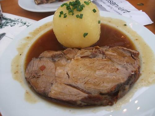 Schweinebraten (Roast Pork)