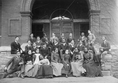 Fisk University, 1900