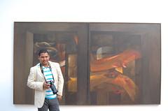 Reynaldo Brito en el Museo de Arte Moderno