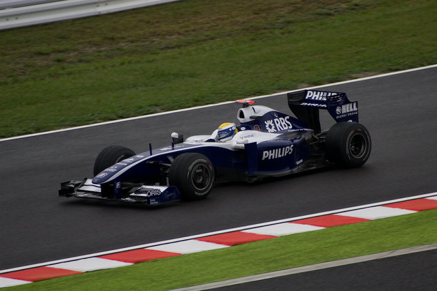 Nico Rosberg - Williams Toyota FW31