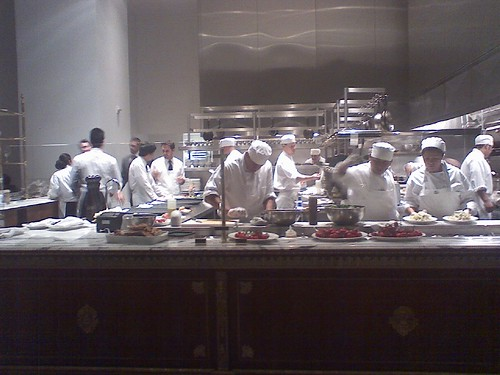 Bottega Louie kitchen