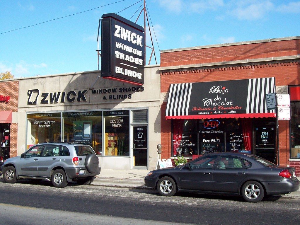 Zwick Window Shades & Blnds