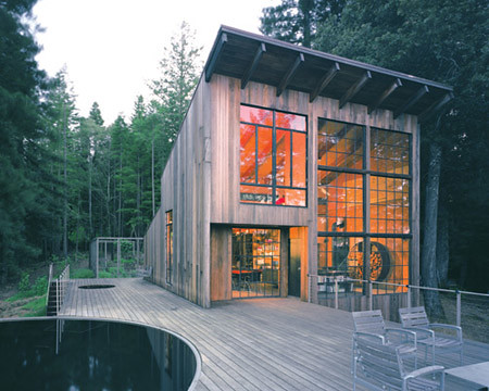 Luxury Cabin - Wood Home, House Design, Wood Home, Architectur, Interior design, Luxury home design