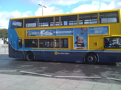 Up Advertising Dublin Bus