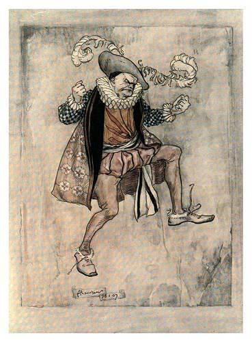 017-A cuenta de una nueva obra-The Ingoldsby legends 1907-illustrations Rackham Arthur