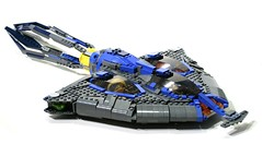 secretly, you know exactly what this is. (psiaki) Tags: starwars lego sub bongo submarine episodei moc phantommenace gungan