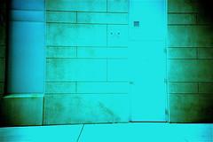 Toro Sept '09 - 04 (ohjaygee) Tags: urban toronto canada fall lomo lca lomography slidefilm crossprocessing nophotoshopping xprocessing dontthinkjustshoot shootfilm nolooking ordinariness suburbanity olomotoro
