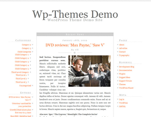 Extreme-Georgia-Wordpress-Typography-Theme-Demo