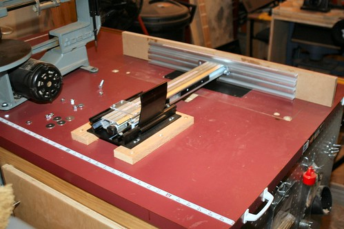 In Which We Add A New Router Table To The Chaos