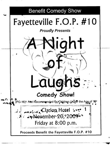 A Night of Laughs FOP 09