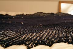 shipwreck 2 (leucretia) Tags: knitting shawl knitty ravelry