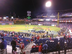 2009 WORLD SERIES Game 4 Seats Michael Gray is...