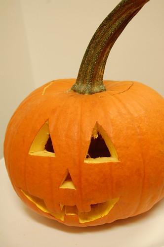 pumpkin after
