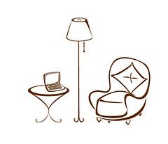 Iconos zona wifi (ladyco) Tags: nuria ilustraciones