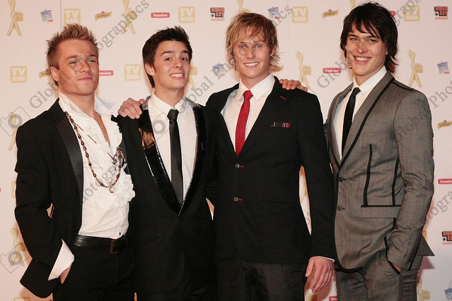 TV Week Logie Awards 2010 by Global Photographics