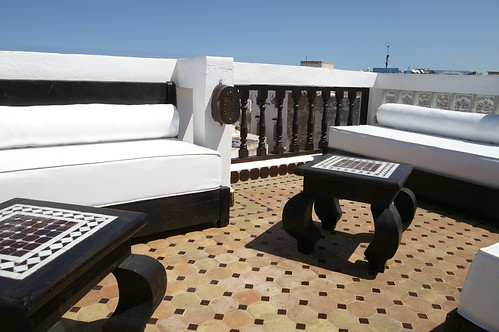 best roof terrace riads in Essaouira by Coolest Riads Marrakech