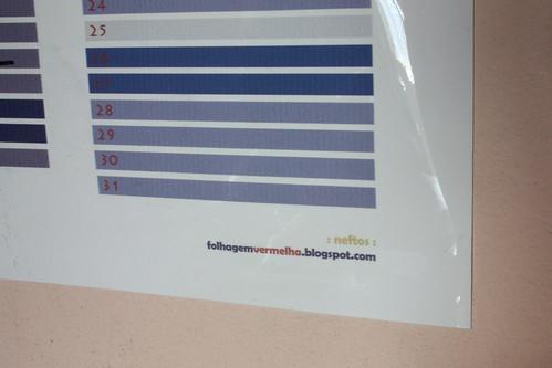 calendário 2009