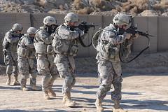 Combat Outpost Copper Range Time