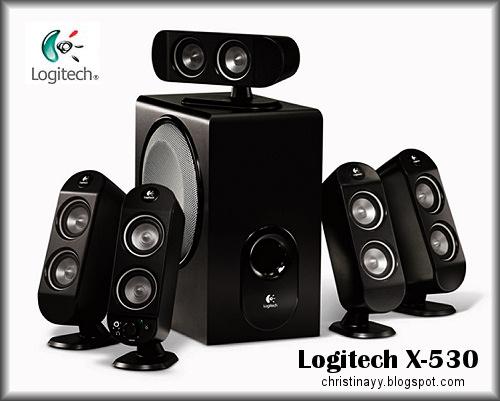 Logitec X-530