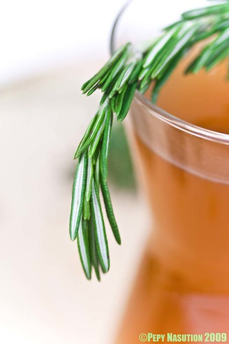 Rosemary for Homemade Vegetarian Stock