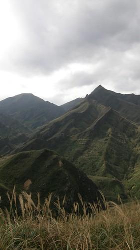 041.層層稜線