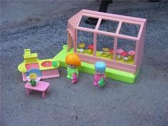Pin y pon - Casita (miguelmontanomx) Tags: toys 80s 70s niñas infancia mattel juguetes pinypon nenas pinpon nenes chiquillas chiquillos muñecasfamosa niñis