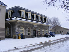 Belleville Station (Sean_Marshall) Tags: ontario station belleville railway via viarail grandtrunk