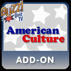 BUZZ! Quiz TV American Culture logo