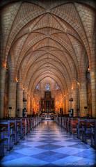 Catedral Primada de Amrica (Seracat) Tags: church republic cathedral arc catedral iglesia dominicana domingo hdr santo repblica domican primada esglsia bveda catedralprimada seracat