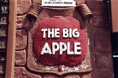 Big Apple Bas Relief, Harlem (New York Big Apple Images) Tags: newyork harlem manhattan bigapple