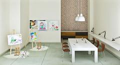 Oficina de Arte (Tecnisa - Mais construtora por m) Tags: apartamento braslia guas claras ilustraes ap oficina arte criao