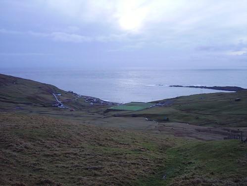 Sumba Krossurin - The Football Field of Sumba, Faroe Islands - January 2009
