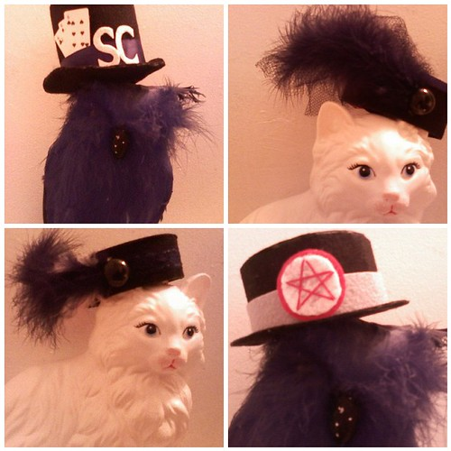 sleep creeps tiny hats
