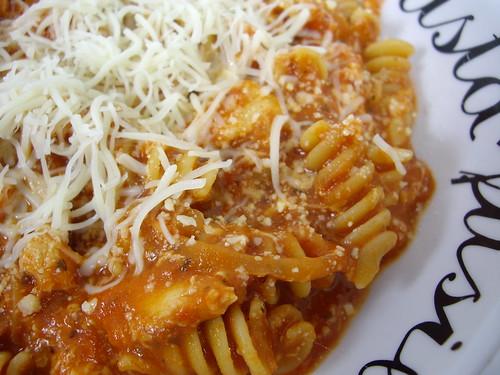 Chicken Pasta Skillet