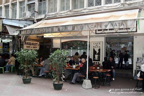 Margaret's Café e Nata, Macau