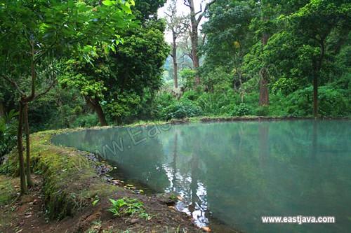 Dhamar Wulan Natural Pool - Bondowoso - East Java
