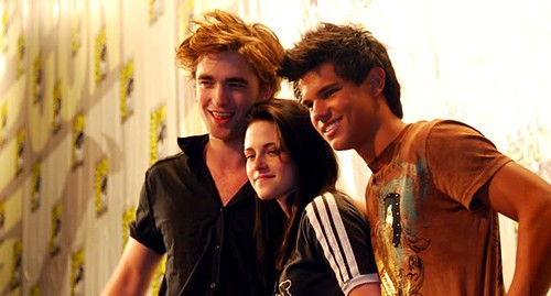 kristen stewart robert pattionson and taylor lautner by nataliyak96.