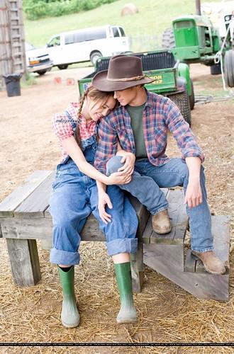 Miley and Lucas Till 3314459896_a48e08856c