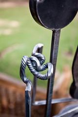 Hex bar (Jeff Van de Walker) Tags: sculpture art statue iron steel tools wrench welded jeffvandewalker