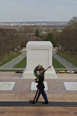Changing of the Guards - Tomb of the Unknown S...