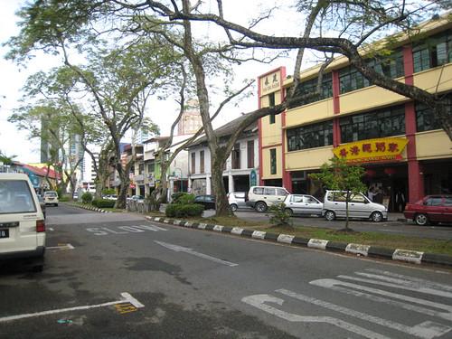 Padungan Street