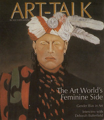 Art Talk Magazine August 2005