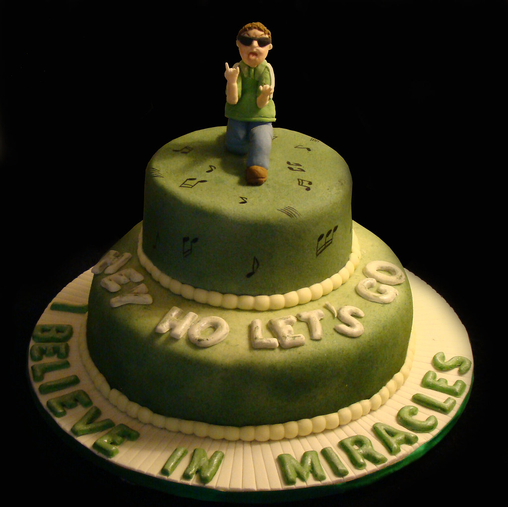 The Worlds Best Photos Of Cake And Ramones Flickr Hive Mind