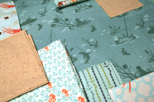 neptune and mendocino fabric